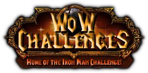 WoW Challenges - Home of the Iron Man Challenge