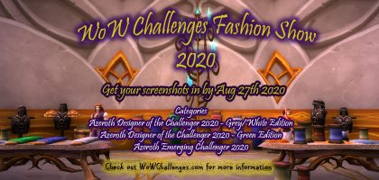 WoW Challenges Fashion Show 2020 1900x600