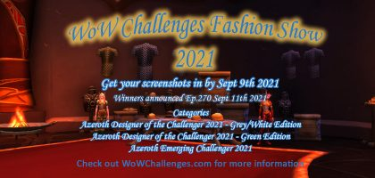 WoW Challenges Fashion Show 2021 1900x600
