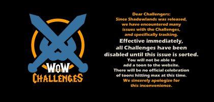 Dear Challenges Oct 2021 Blog Post Header